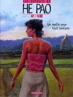 Les voyages d'He Pao T5 : Un matin pour tout horizon (0), bd chez Dargaud de Vink