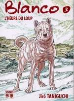 Blanco T3 : L'heure du loup (0), manga chez Casterman de Taniguchi