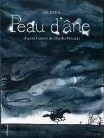 Peau d'âne, bd chez Gallimard de Baudoin