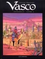 Vasco T4, bd chez Le Lombard de Chaillet, Defachelle