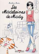 Les madeleines de Mady, bd chez Delcourt de Martin