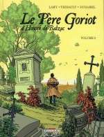 Le père Goriot, de Balzac T2, bd chez Delcourt de Lamy, Thirault, Duhamel