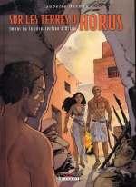 Sur les terres d'Horus T8 : Imeni ou la résurrection d'Osiris (0), bd chez Delcourt de Dethan