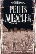 Petits miracles, comics chez Delcourt de Eisner
