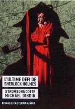 L'ultime défi de Sherlock Holmes, bd chez Casterman de Dibdin, Cotte, Stromboni