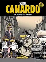 Canardo T19 : Le voyage des cendres (0), bd chez Casterman de Sokal