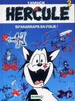 Hercule T3 : Sparadraps en folie ! (0), bd chez Bamboo de Yannick