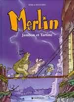 Merlin T1 : Jambon et tartine (0), bd chez Dargaud de Sfar, Munuera