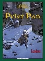 Peter Pan T1 : Londres (0), bd chez Vents d'Ouest de Loisel