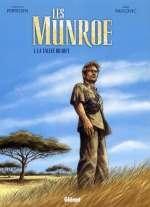 Les Munroe T1 : La vallée du rift (0), bd chez Glénat de Perrissin, Pavlovic, Denoulet