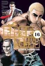 Free Fight - New tough T16, manga chez Tonkam de Saruwatari
