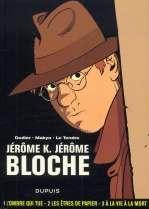 Jérôme K. Jérôme Bloche T1, bd chez Dupuis de Le Tendre, Makyo, Dodier