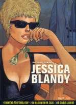 Jessica Blandy T1, bd chez Dupuis de Dufaux, Renaud