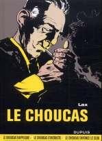 Le choucas T1, bd chez Dupuis de Lax