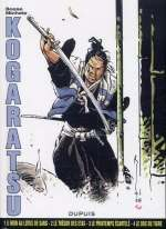 Kogaratsu T1, bd chez Dupuis de Bosse, Michetz