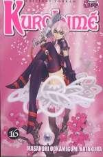 Kurohimé T16, manga chez Tonkam de Ookamigumi katakura