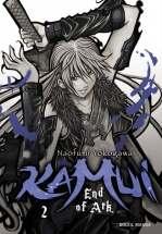 Kamui – End of Ark T2, manga chez Soleil de Yokogawa