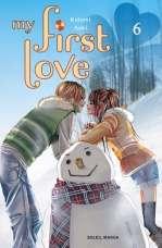 My First Love T6, manga chez Soleil de Aoki