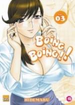 Boing boing !! T3, manga chez Taïfu comics de Hidemaru