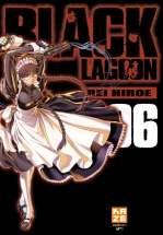 Black lagoon - Nouvelle édition T6, manga chez Kazé manga de Hiroe