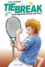 Tie break T5, manga chez Soleil de Kusaba