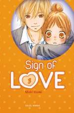 Sign of love  T3, manga chez Soleil de Usami