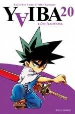 Yaiba T20, manga chez Soleil de Aoyama