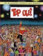 Les formidables aventures sans Lapinot T4 : Top ouf (0), bd chez Dargaud de Trondheim, Findakly