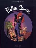 Paulette comète T1 : Justicière à mi-temps (0), bd chez Dargaud de Sapin, Rossi, Spitéri