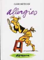 Agrippine T7 : Allergies (0), bd chez Hypen comics de Bretécher
