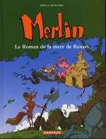 Merlin T4 : Le Roman de la Mère de Renard  (0), bd chez Dargaud de Sfar, Munuera