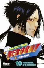 Reborn ! Mon prof le tueur T19, manga chez Glénat de Amano