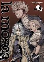 La mosca T4, manga chez Ki-oon de Kang