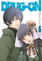 Drug-on T5, manga chez Asuka de Saito