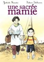 Une sacrée mamie T4, manga chez Delcourt de Shimada, Ishikawa