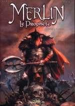 Merlin le prophète T1 : Hengist (0), bd chez Soleil de Istin, Goux, Perusse-bell