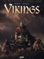 Vikings T1, bd chez Soleil de Weber, Sieurac, Rieu
