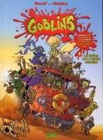 Goblins T4 : La Quête de la terre promise (0), bd chez Soleil de Roulot, Martinage, Esteban