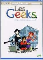 Les geeks T5 : Les Geekettes contre-attaquent (0), bd chez Soleil de Gang, Labourot, Lerolle