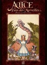 Alice au pays des merveilles T1, comics chez Soleil de Reppion, Moore, Awano, Siqueira, Cassaday