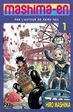 Mashima-en T1, manga chez Pika de Mashima