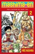 Mashima-en T2, manga chez Pika de Mashima