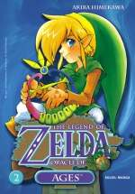 The legend of Zelda - Oracle Of Ages, manga chez Soleil de Himekawa