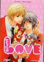 Silent love T1, manga chez Asuka de Takanaga