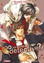 Do you know my détective, manga chez Asuka de Kisaragi