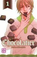 Heartbroken chocolatier T1, manga chez Kazé manga de Mizushiro