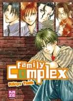 Family complex, manga chez Kazé manga de Tsuda