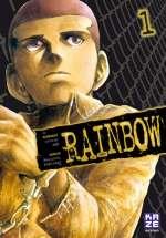Rainbow - 2nd édition T1, manga chez Kazé manga de Abe, Kakizaki