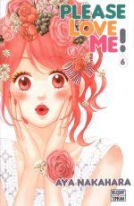 Please love me  T6, manga chez Delcourt de Nakahara