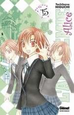 L'académie Alice T15 : , manga chez Glénat de Higuchi